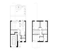 new york row house floor plans