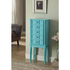 Where To Buy A Jewelry Armoire Home Decorators Collection Sheridan 7 Drawer Jewelry Armoire In