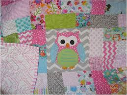 Chevron Bedding For Girls by Owl Baby Bedding For Home Decoration