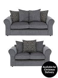 Buy Two Seater Sofa Sofas 2 Seater Sofas Very Co Uk