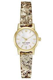 Kate Spade Vases Kate Spade New York Metro Gold Glitter Watch From South Carolina