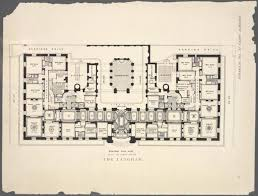 New Floor Plan 10 Elaborate Floor Plans From Pre World War I New York City