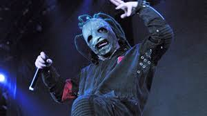 slipknot u0027s corey taylor i cut myself during iowa recording