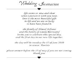 words for wedding cards format for wedding invitations simplo co