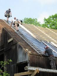 Barn Roof by Our Barn Roof Gets An 18 Kw Solar Array Greenbuildingadvisor Com