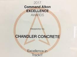 chandler concrete current events