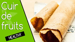 recette cuisine saine cuir de fruits recette astuce healthy cuisine saine