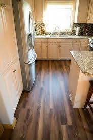 can you believe that flooring is vinyl plank flooring and that it