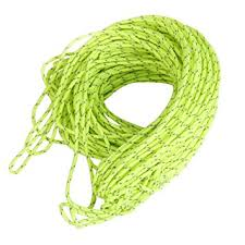 Awning Cord 20m Reflective Cord Guy For Camping Awning Tent 1 8mm Green