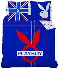 Playboy Duvet Covers Playboy Duvet Cover Bed Linen 240 X 220 Cm
