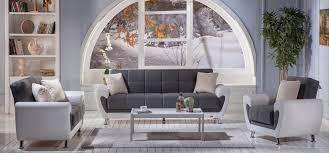 Armchair With Storage Duru Sofa Bed Set With Storage