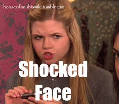 Surprised Face Meme - image shocked face gif house of anubis wiki fandom powered by