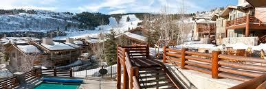 deer valley resort lodging options park city utah skiing