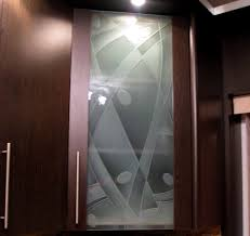 Decorative Glass Interior Doors Bathroom Splendid Beauty Etched Glass Interior Doors Decorative