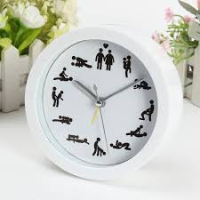 Home Decor Clocks 2015 Love Theme Position Clock 24 Hours Clocks