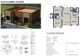 free house plans building floor architectuaral south africa