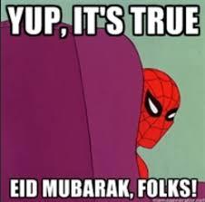 Ramadhan Meme - ramadhan mubarak spider man meme mubarak best of the funny meme