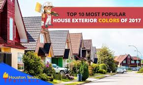 2017 popular colors top 10 most popular house exterior colors of 2017