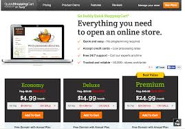 godaddy will take on shopify with a simpler e commerce storefront
