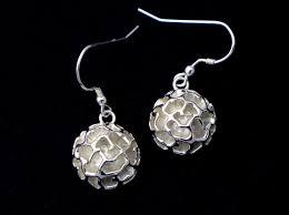 earrings images earrings shapeways jewelry