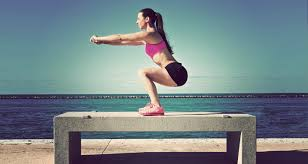 Challenge Works Take On The Bodyweight Squat Challenge That Works Travel Strong