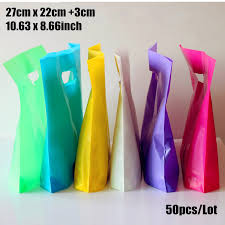 gift bags in bulk 50pcs lot 27 22 3cm 10 63 8 66 custom gift bags plastic