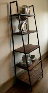 best 25 ladder shelving unit ideas on pinterest ladder bookcase