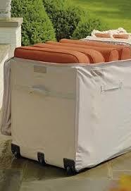 best 25 patio cushion storage ideas on pinterest garden storage
