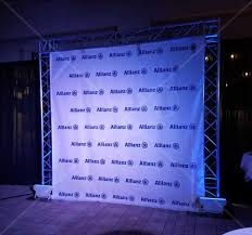 step and repeat backdrop 8 x 8 step repeat back drop banner with pole rental yolo