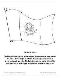 coloring pages of mexico