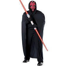 darth vader halloween costume darth maul mask costume kit
