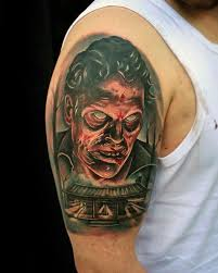 70 evil dead tattoo designs for men book of the dead ink ideas