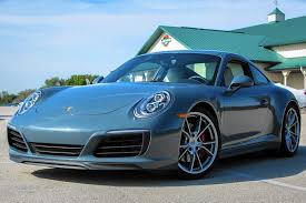 porsche graphite blue 2017 porsche 911 taps into all that is good chicago tribune
