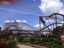 Six Flags Boston Away From The Things Of Man Roller Coaster Inventory