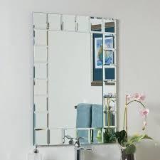 bathroom wall mirrors frameless bathroom cabinets custom frameless mirror large unframed mirror