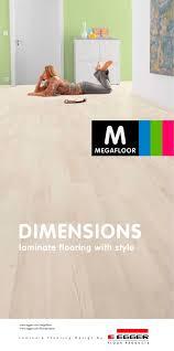 megafloor dimensions egger pdf catalogues documentation
