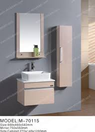 melamine bathroom cabinets melamine bathroom cabinet m 70115 strive bath