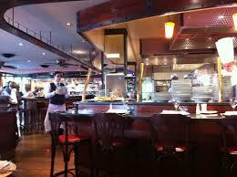 la cuisine lyon vue sur la cuisine de notre table picture of brasserie l est lyon