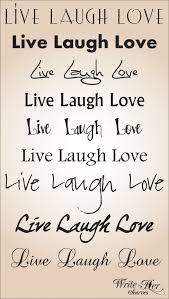 Love Laugh Live Live Laugh Love U2013 Silk Blend Wrinkle Infinity Inspirational Scarf