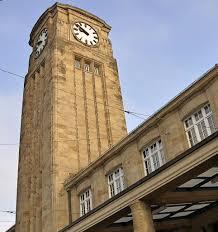 Basel Bad Bf Unterirdische S Bahn Verbindung Zwischen Basel Badischer Bahnhof