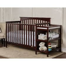 Changing Table And Crib Crib Changing Table Combo