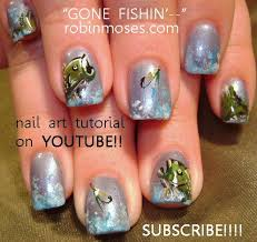 149 best fish nail art gallery by nded images on pinterest nail
