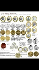 36 best british coins images on pinterest world notes and