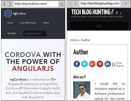 ionic inappbrowser tutorial inappbrowser apache cordova tech blog hunting