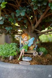 Fairy Garden Ideas For Kids by Garden Fairies Fairies In The Garden Fairies U0026 Figurines Archives