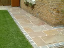 Garden Slabs Ideas Indian Sandstone Paving Patio Flags Garden Slabs