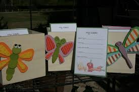 custom seed packets kids bloominthyme