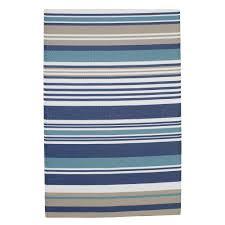 tappeti polipropilene tappeto a righe da esterno in polipropilene 180 x 270 cm