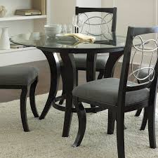 The  Best Black Round Dining Table Ideas On Pinterest Dining - Black round dining room table
