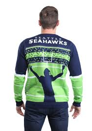 seahawks light up sign seattle seahawks stadium light up ugly xmas sweater